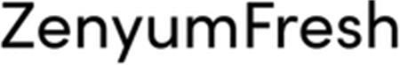 ZenyumFresh trademark