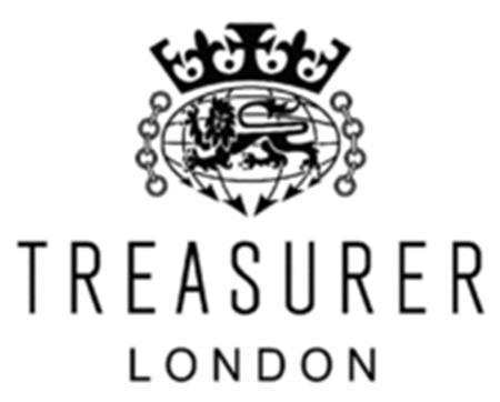 TREASURER LONDON trademark