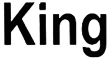 King trademark